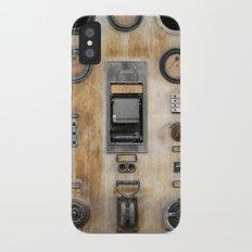 Captain Nemo Slim Case iPhone X