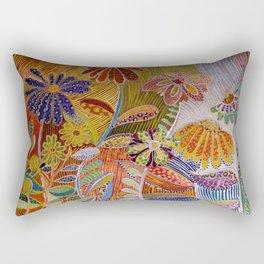 Takes Place Rectangular Pillow