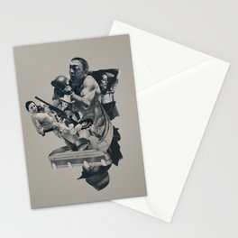 The Light That Failed Stationery Cards