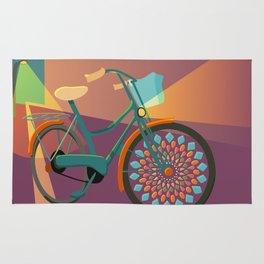 Evening Ride Rug
