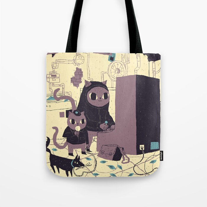 old discovery Tote Bag