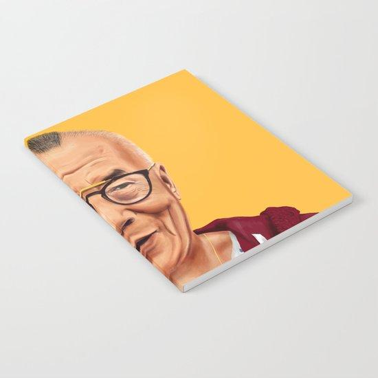 Hipstory -  Dalai Lama Notebook