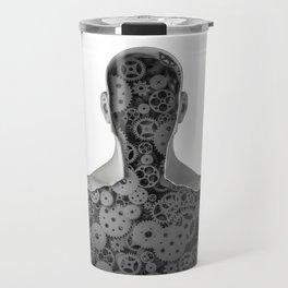 Clockwork human Travel Mug