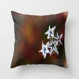 Out With the Old Throw Pillow