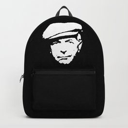 GIFT WRAPPED THIS CHRISTMAS THE CANADIAN SINGER AND SONGWRITER FOR YOU FROM MONOFACES Backpack