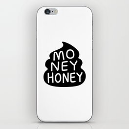 Money Honey iPhone Skin