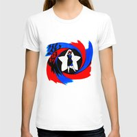 peggy carter T-shirts featuring Carter. Agent Carter. by Lydia Joy Palmer