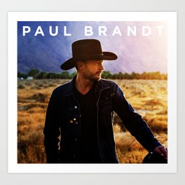 DESIGN NEW PAUL BRANDT TOUR DATES 2019 SEMANGATJAYA Art Print