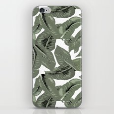 Tropical Leaves iPhone & iPod Skin