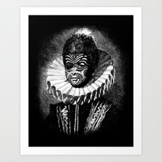 Milady Art Print