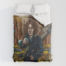 TIME WAR colour Comforters