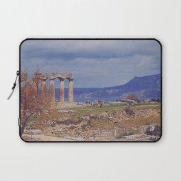 Ancient Corinth Laptop Sleeve