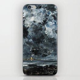 August Strindberg - The Town iPhone Skin