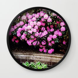 GCC RODI Wall Clock