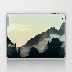 Misty Mountain Laptop & iPad Skin