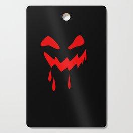 Halloween laughs Cutting Board