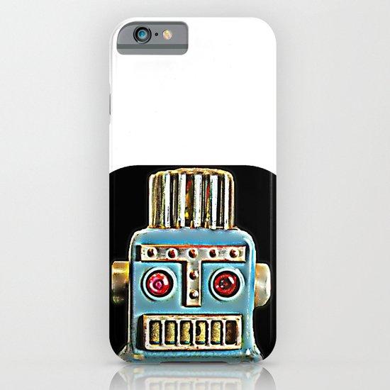 Robot iPhone & iPod Case