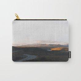 Tekapo Sunset Carry-All Pouch