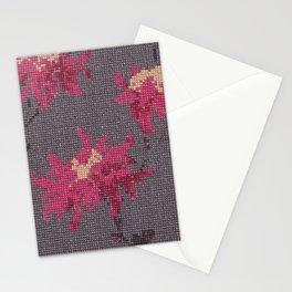 *Cross Stitch* Stationery Cards