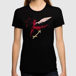 Sagittarius, The Fire Element | Mentor of Achilles T-shirt