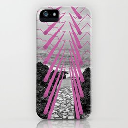 Surreal Beachscape iPhone Case