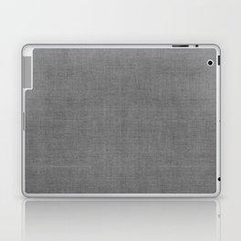 DESERT LINEN MUDCLOTH . STORM Laptop & iPad Skin
