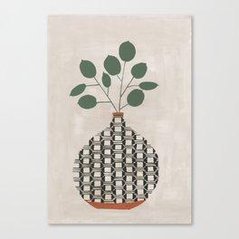 Karten Vase Canvas Print