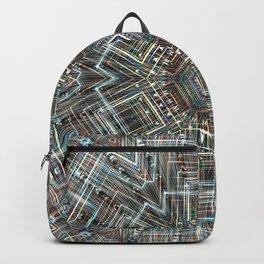 Digital Meditation 5 Backpack