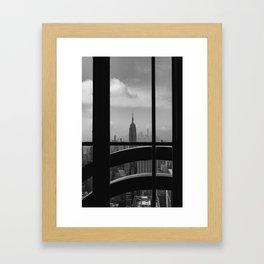 New York State of Mind III Framed Art Print