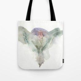 Canon's Vulva Print No.1 Tote Bag