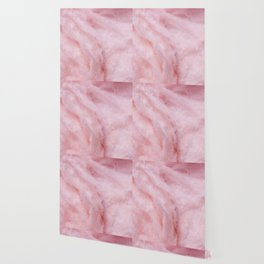 Light Pink Cotton Candy Wallpaper