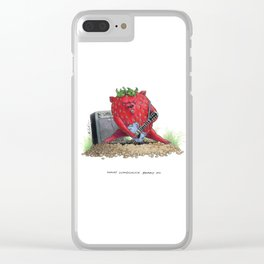 What Woodchuck Berry Do Clear iPhone Case