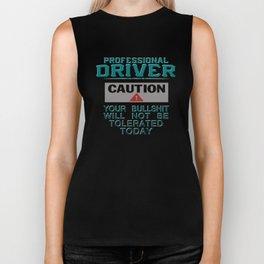 Truck Driver Safety Biker Tank
