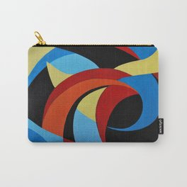 Abstract n.1 - Dancing. Everything Dissolve Carry-All Pouch