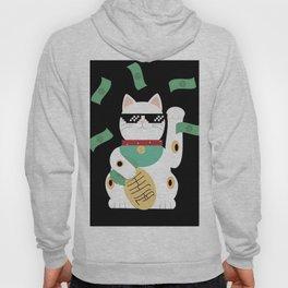 Maneki Neko - The Asian Lucky Cat Hoody