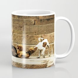 063 let's be serious! Coffee Mug