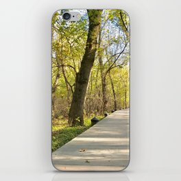 The Natural Path iPhone Skin