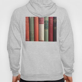 Old Books - Square Hoody