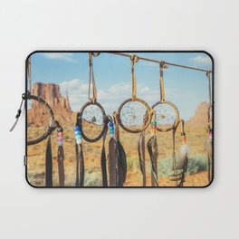 Jew's harp. Monument Valley Laptop Sleeve