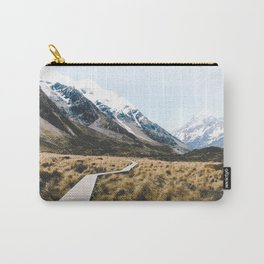 Mt Cook/Aoraki Carry-All Pouch