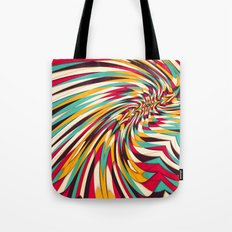 Vanishing Point Tote Bag