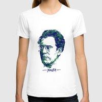 gustav klimt T-shirts featuring Gustav Mahler by Fortissimo6
