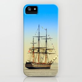 Sail Boston - Oliver Hazard Perry iPhone Case