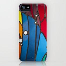 RAINBOW GLASS iPhone Case