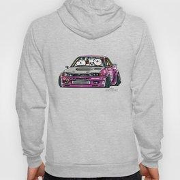 Crazy Car Art 0141 Hoody