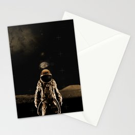 Nuclear Astronaut Stationery Cards