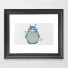 Totoroo  Framed Art Print