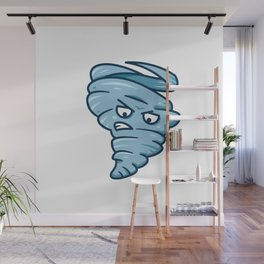 Angry Twister Wall Mural