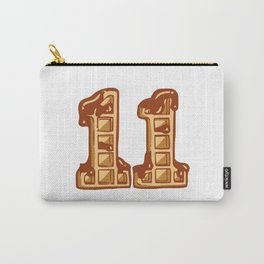Eleven Cookies Carry-All Pouch