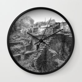 Darkhill Ironworks Wall Clock